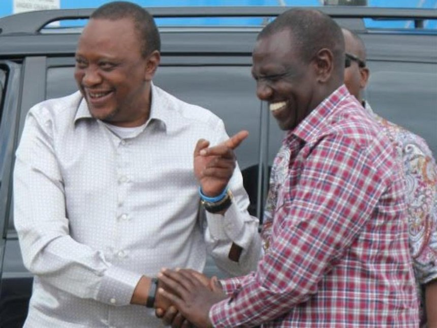 1882933 - 'I'm not your uncircumcised boy! Uhuru calls out haters
