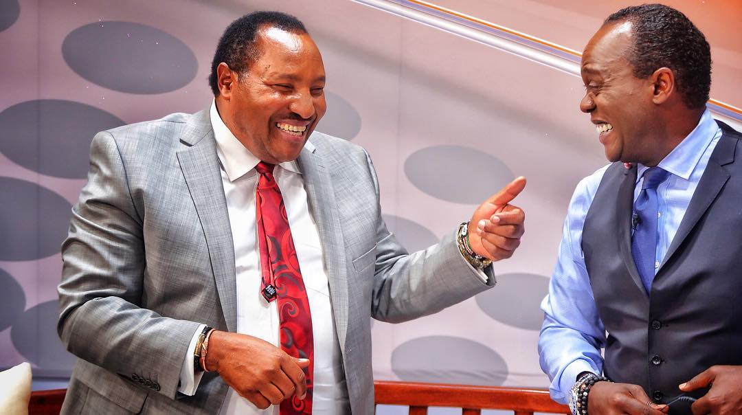Waititu on JKL