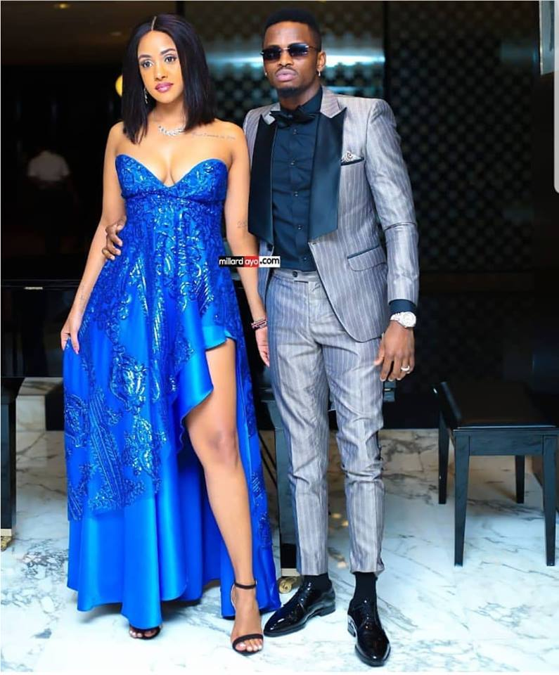 Tanasha Donna and Diamond Platnumz photo - Nick Mutuma a better option for Tanasha than Diamond – poll