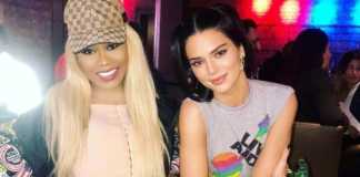 Vera Sidika and Kendall Jenner