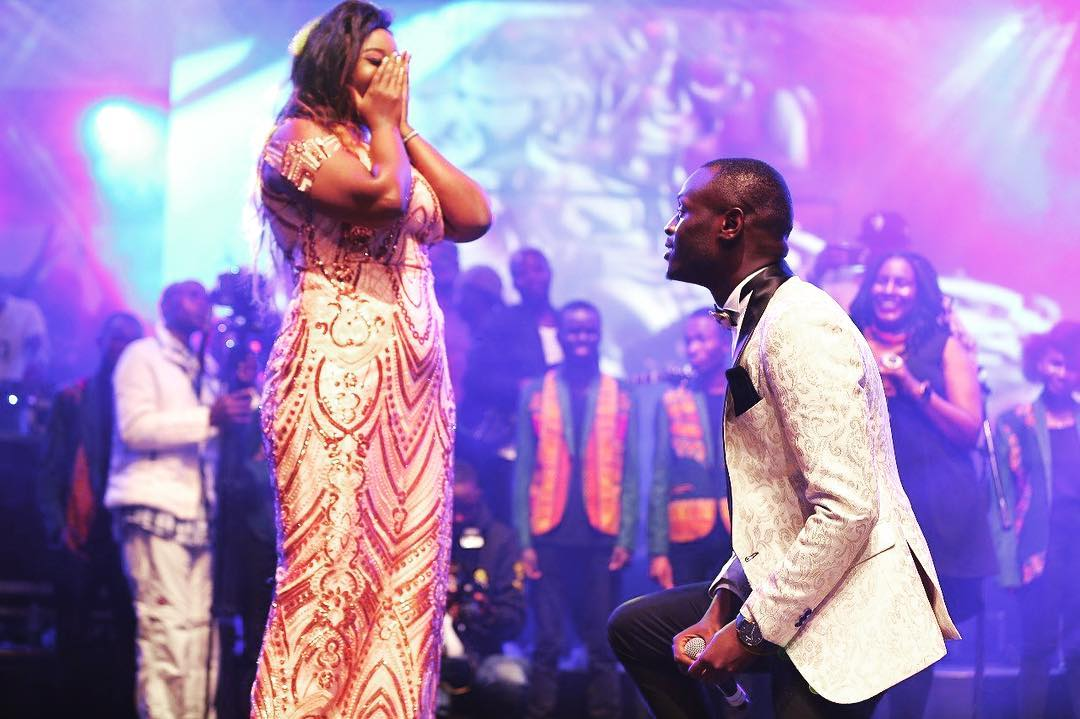 "king kaka - ""You deserve nothing but the best"" King Kaka praises his loyal wife"