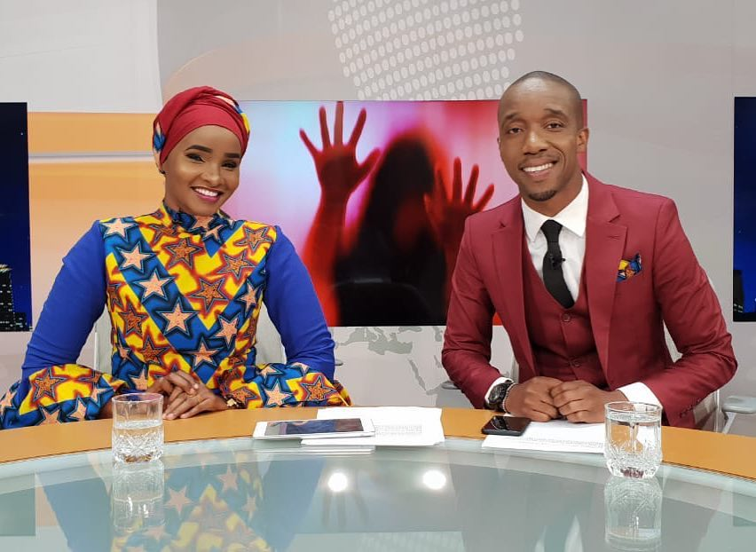 rashid - Lulu Hassan reveals she and hubby Rashid fall out at times, talks about working with him