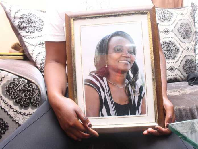 Photos of the missing activist