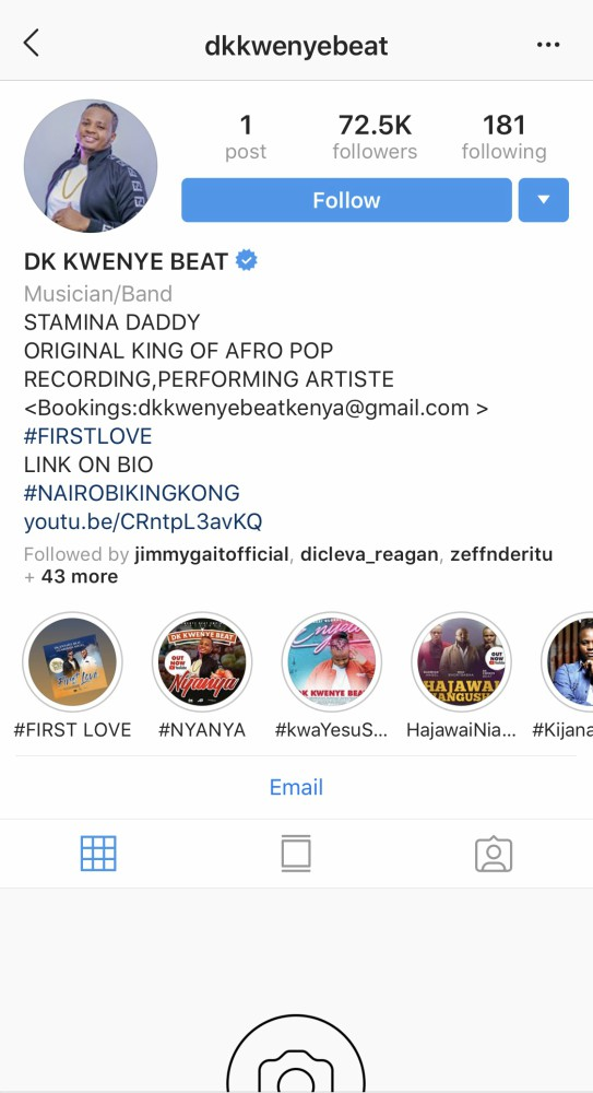 3250BEB7 D292 40FB 80A6 0A320C77A2FA - DK Kwenye Beat deletes Instagram photos weeks after threesome scandal