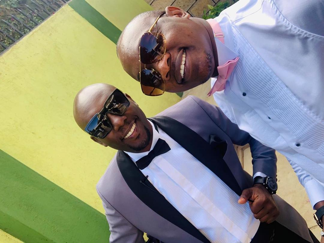 50756145 117348932708862 868193356770365037 n - Wanajua kuchagua! Here's where Dennis Okari and wife will be going for honeymoon (Details)