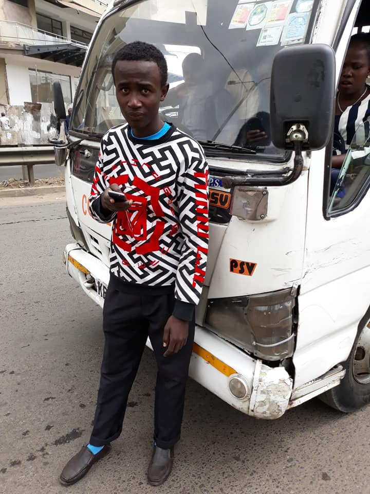 51654228 2547525521929219 7435724558549647360 n - Abarikiwe! Eastleigh matatu conductor wows Kenyans after returning lost phone