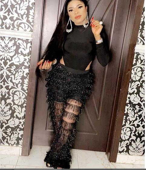 52043178 2339688352731614 3833251431142391808 n - 'I don't know why my period has delayed,' cries Nigerian cross-dresser Bobrisky