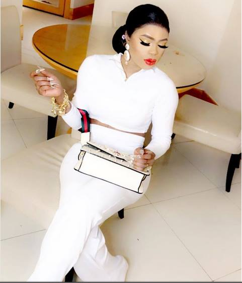52090416 2339689132731536 6516213713068883968 n - 'I don't know why my period has delayed,' cries Nigerian cross-dresser Bobrisky