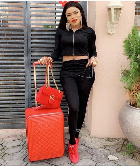 52415907 2339688272731622 6178861104463085568 n - 'I don't know why my period has delayed,' cries Nigerian cross-dresser Bobrisky