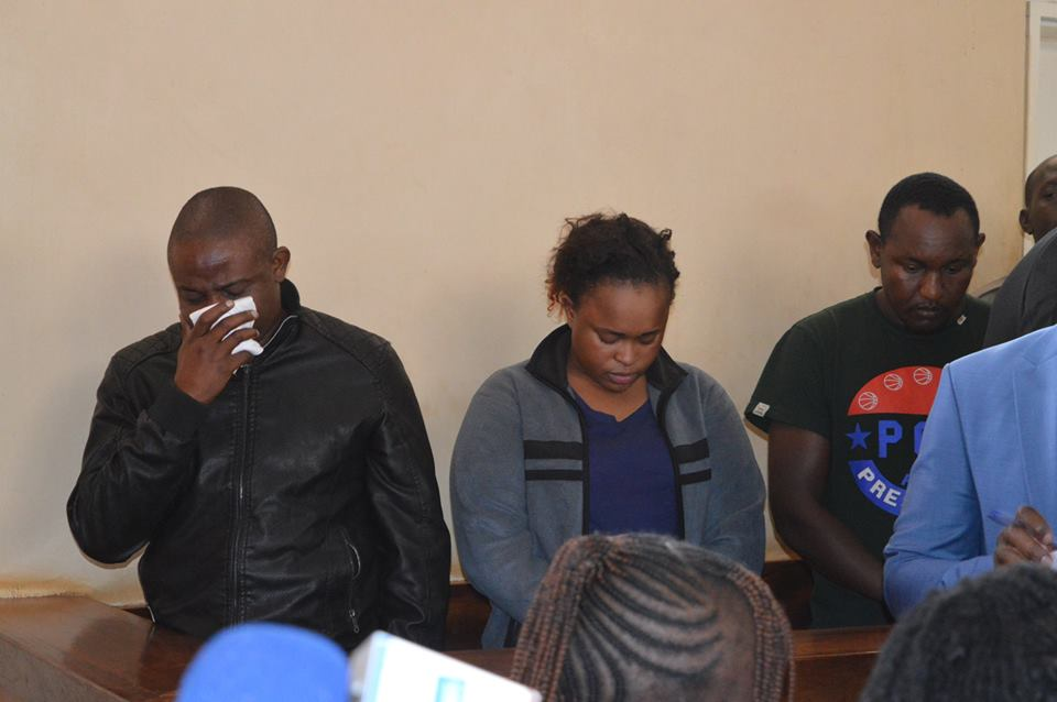 52489206 2332662090100907 3083960095336300544 n - 'Police put pepper in my private parts,' Wangui who allegedly killed Mary Wambui narrates