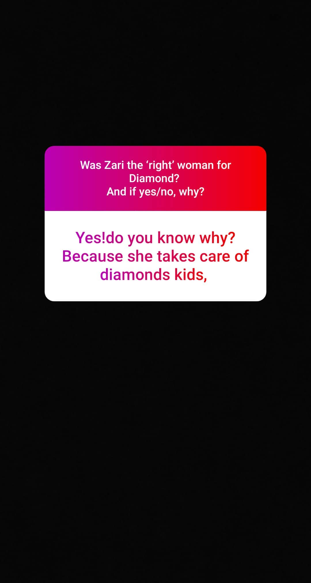 52821531 264595647765720 3999236073086785346 n - Zari is the only woman Diamond Platnumz could have settled down with – poll