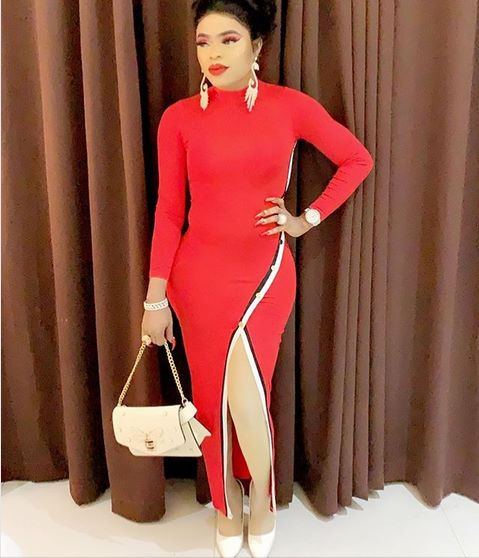 52926836 2339688262731623 2065887159230922752 n - 'I don't know why my period has delayed,' cries Nigerian cross-dresser Bobrisky