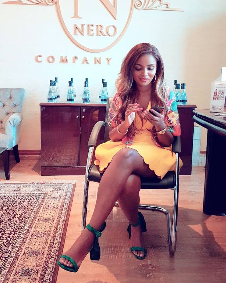 Anerlisa - Anerlisa hits out at haters creating beef between her and Betty Kyallo