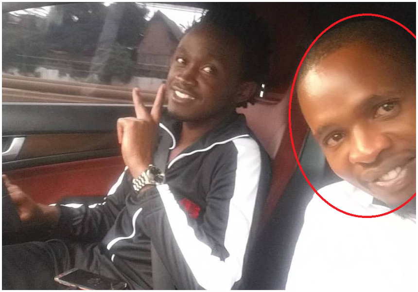 Bahati and man he conned - Unlucky or tactless? Recap of scandals that dogged Bahati