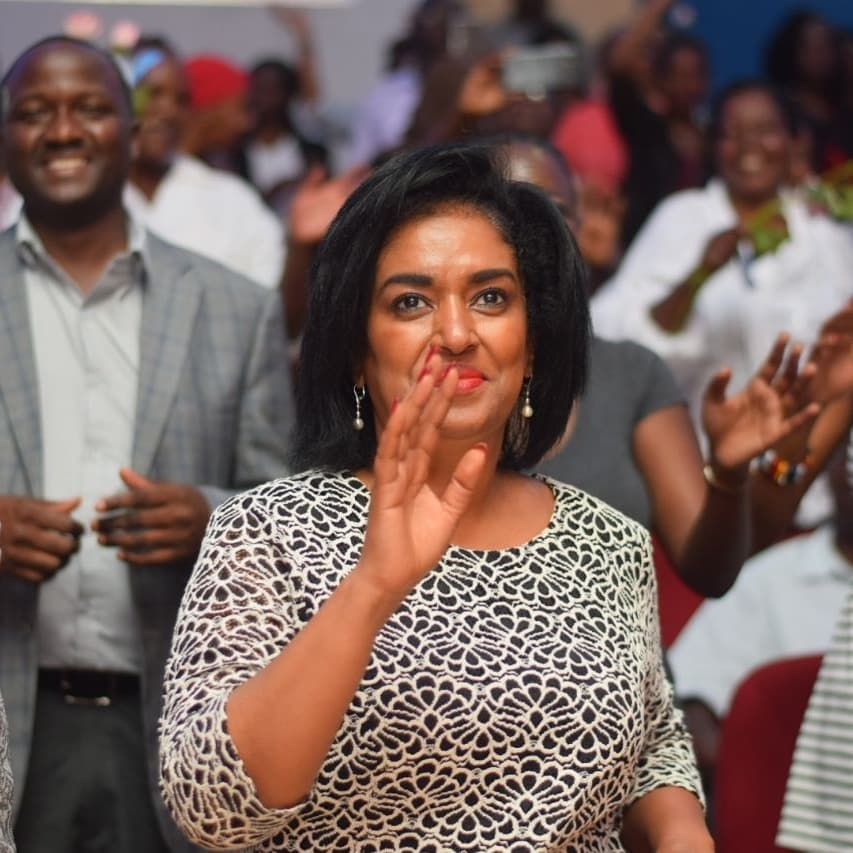 ESTHER PASSARIS1 - 'Sonko went too low,' Esther Passaris responds to 'bwanako' insult