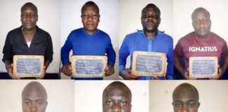 Conmen who impersonated President Uhuru