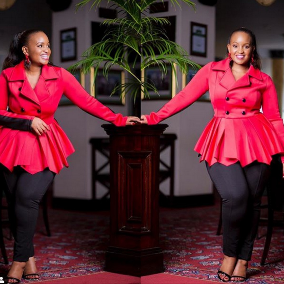 Grace Msalame k - 'I was told I got fibroids because my womb was empty' Cries Msalame