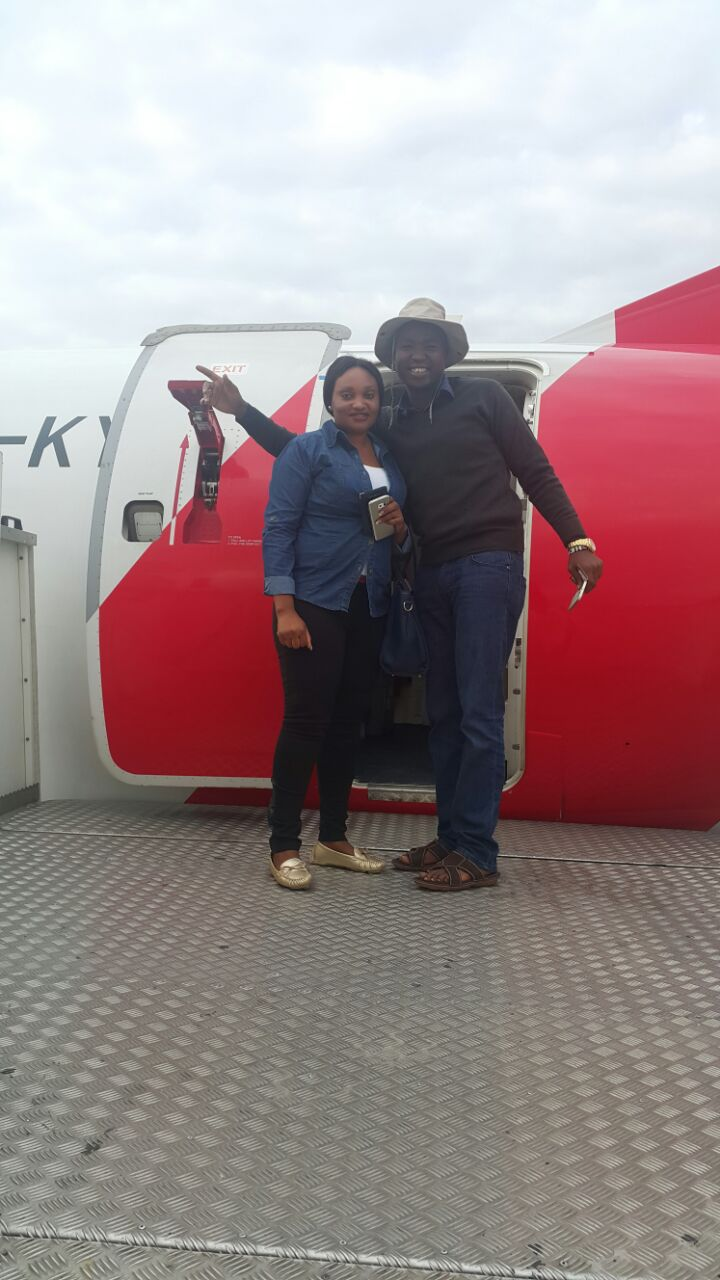 Henry waswa - The jetsetting lifestyle 'Uhuru' conman lived [PHOTOS]