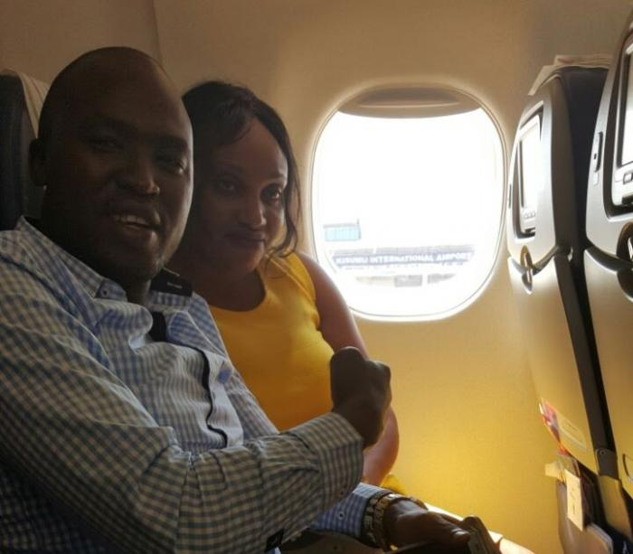Henry waswa1 - The jetsetting lifestyle 'Uhuru' conman lived [PHOTOS]