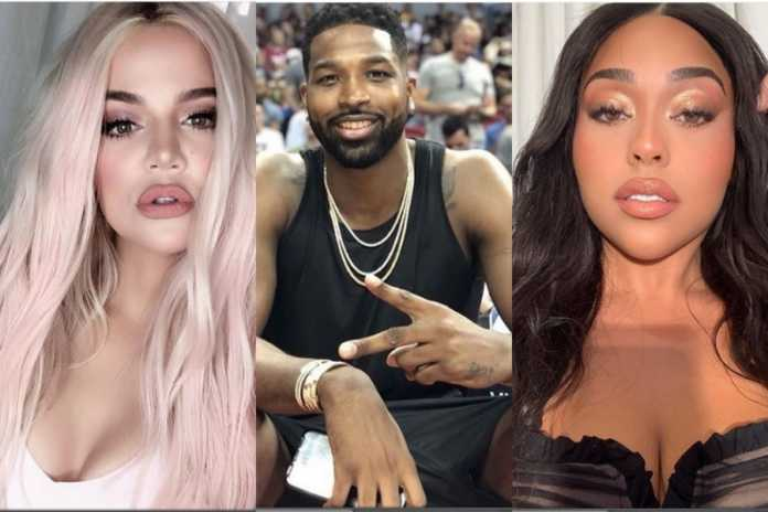 Khloe Kardashian 696x464 - Nyoka ni Nyoka! Khloe Kardashian attacks cheating Tristan and mistress