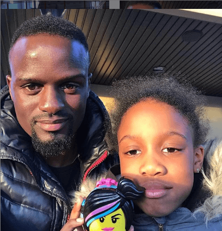 Mariga kenisha - Mariga sends birthday message to his 'greatest treasure' – his daughter
