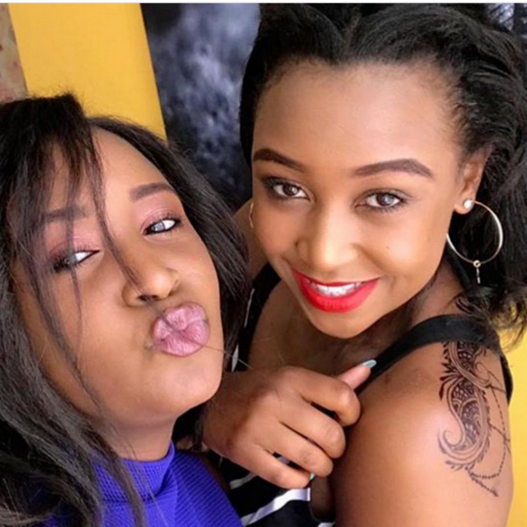 Mercy AND BETTY kYALLO - Who wore it better? Betty Kyallo and Mercy slay in similar outfits