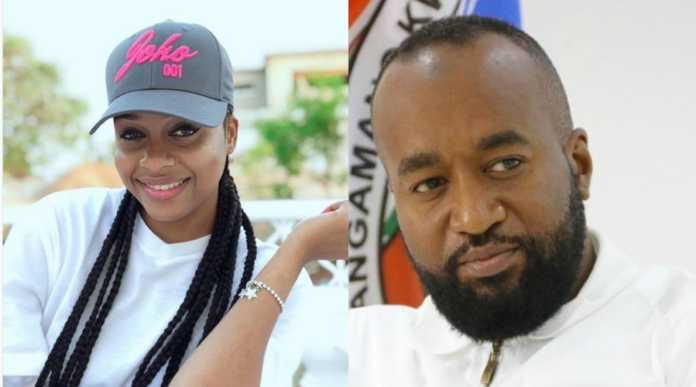 Exclusive! Tanzania's Nandy denies dating Governor Joho