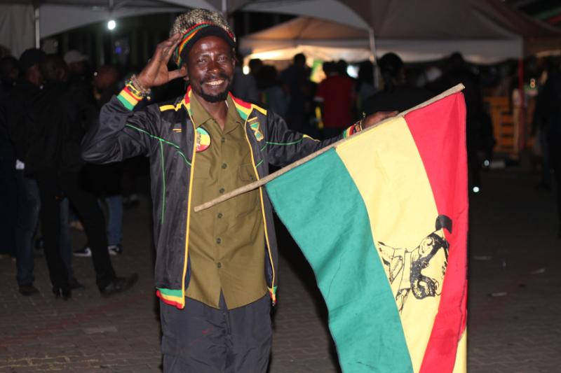 Ras Jere - Nobody can stop Reggae! How it went down at Richie Spice concert