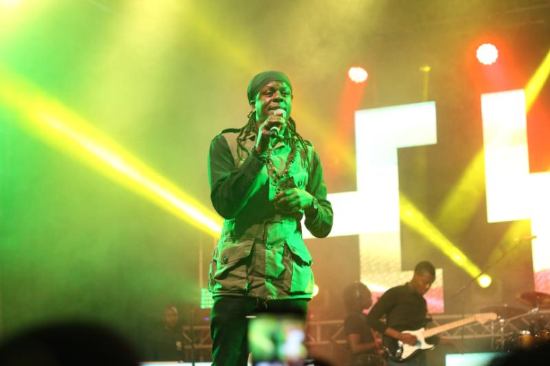 Richie Spice 2 - Nobody can stop Reggae! How it went down at Richie Spice concert