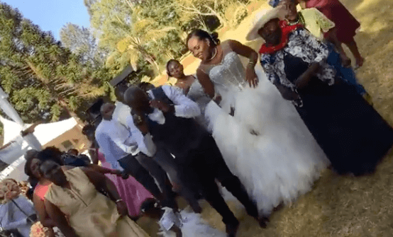 Screen Shot 2019 02 15 at 6.11.05 PM - Sights and Sounds from Dennis Okari's after wedding party