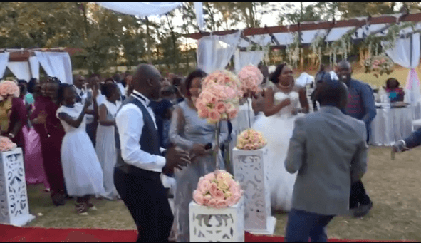 Screen Shot 2019 02 15 at 6.55.24 PM - Sights and Sounds from Dennis Okari's after wedding party