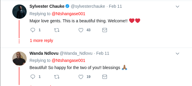 Screenshot from 2019 02 14 071133 - 'I am adored,' Gay South African couple shares romantic photos
