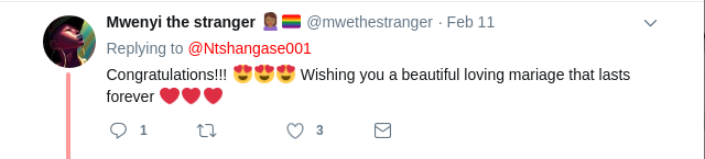Screenshot from 2019 02 14 071220 - 'I am adored,' Gay South African couple shares romantic photos