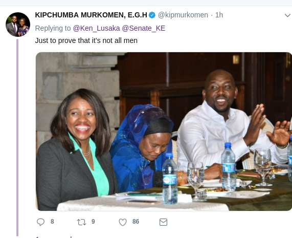 Screenshot from 2019 02 15 15 37 25 - We're not attending men's conference – Lusaka, Murkomen say in funny tweets