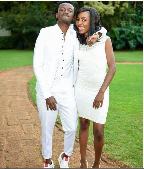 Screenshot from 2019 02 19 12 27 03 - Wololo! Bahati's brother goes on blind date with Diana Marua's sister
