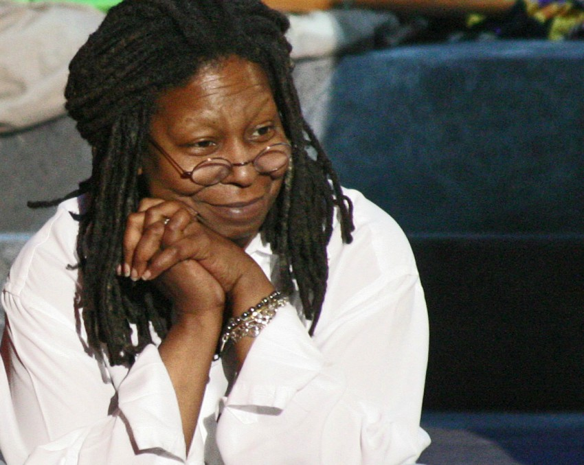 Whoopi Goldberg   Comic Relief 2006   Daniel Langer - Empress number one: Lillian Muli shows of her dreadlocks [PHOTOS]