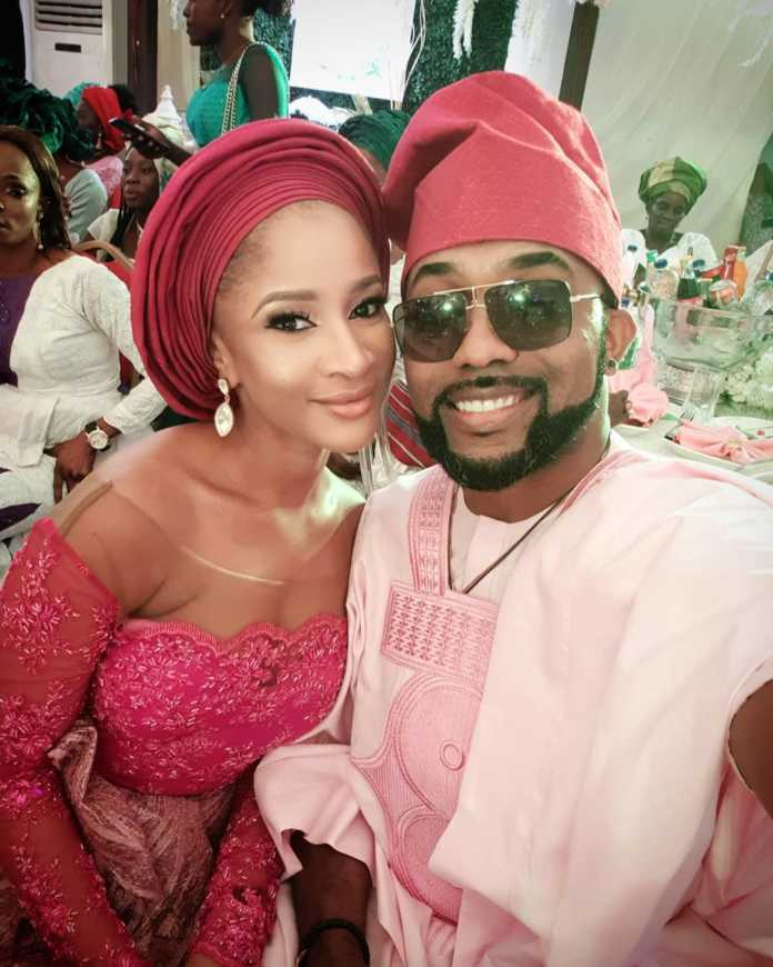 bankyyyy 696x870 - So many feels! Read singer Banky W's emotional message to wife