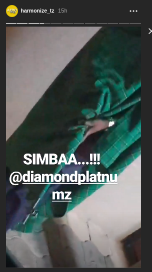 harmonize security - Diamond Platnumz don't play: Check out armed watchman at his mansion
