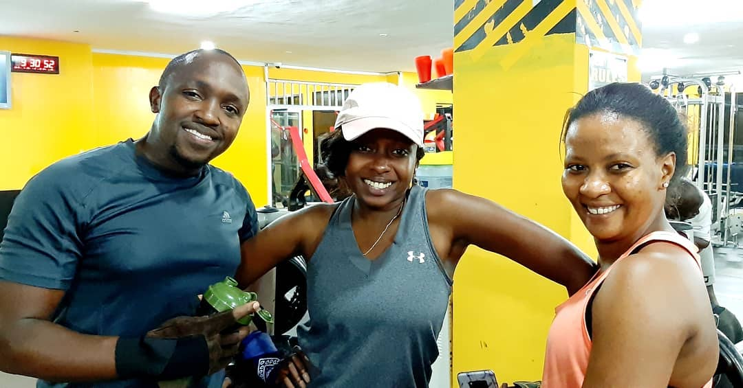 jackie maribe - Fitness goals! Celebrities who live for their gym sessions