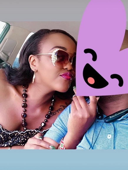 kerry - Chipukeezy's ex flaunts her new bae