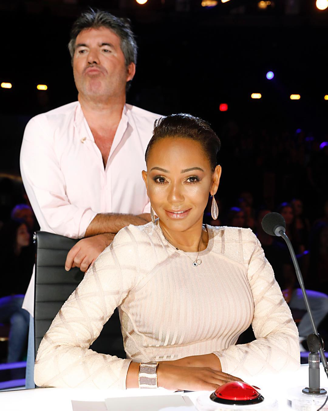 mel b - Why bad boys are no good! Here are celebrities who got burnt