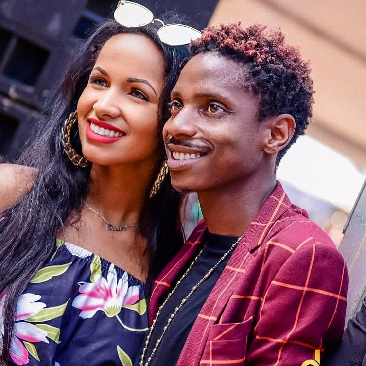 misssy - 'Hide your girlfriends,' comedian Eric Omondi sends out warning