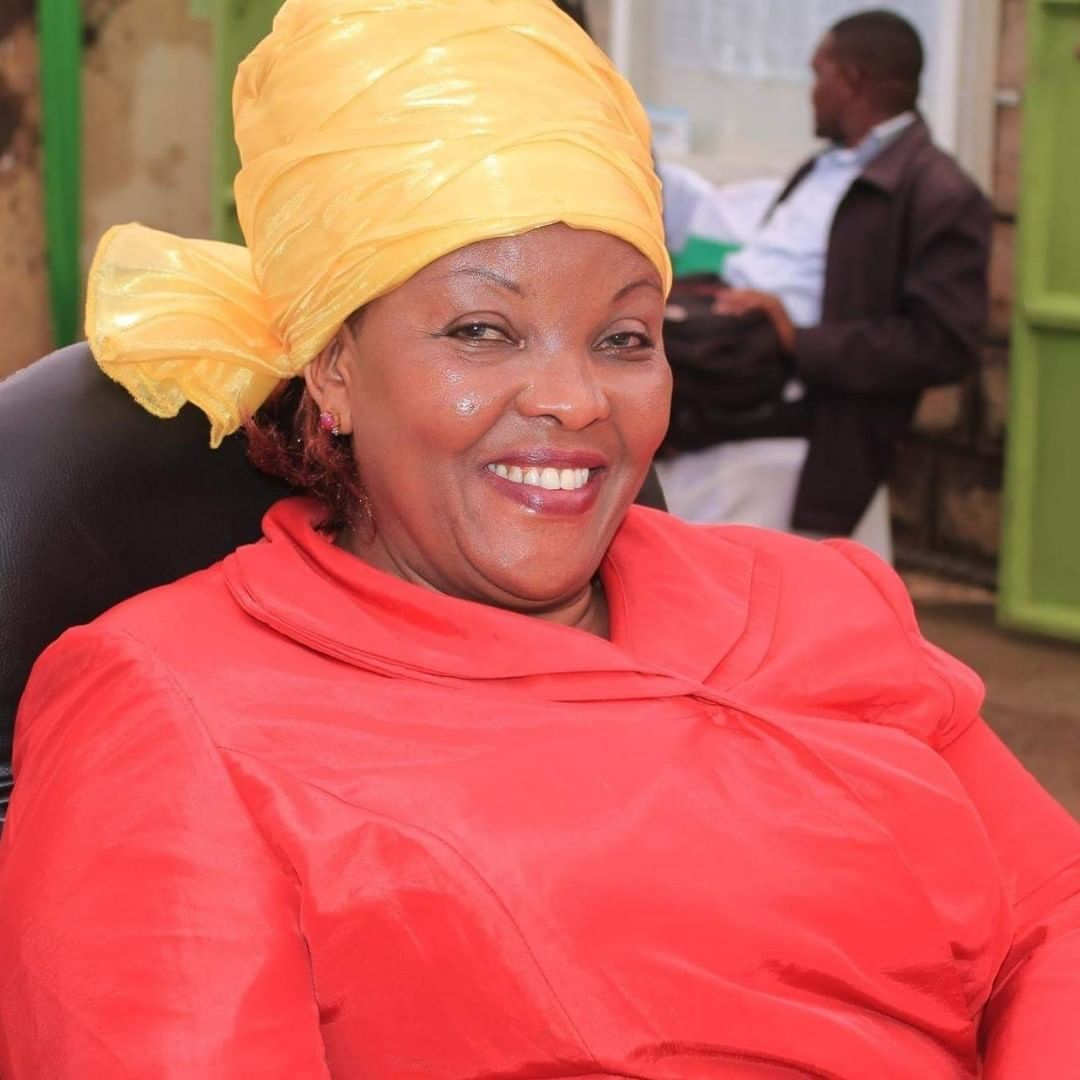 ms muthama - Hana bahati! Court ruins woman rep's hopes of ex-hubby's riches