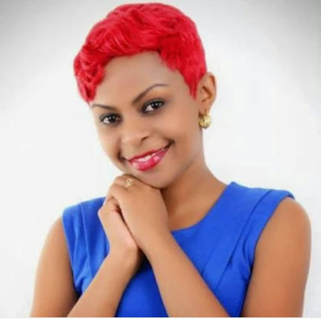 size 8 - DJ MO Kuja Hapa: Wahu refers to Size 8 b@@ty as her money maker