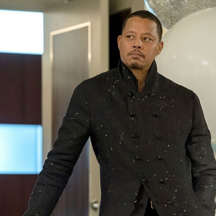 terrence - Empire star stands up for actor after fake assault claim