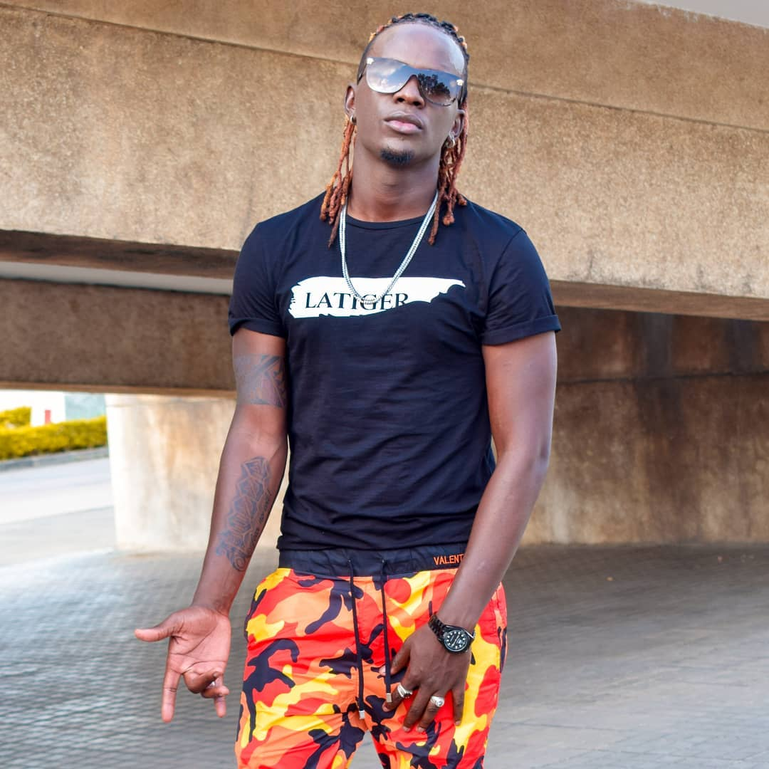 willy poze - 'You can't steal from me!' Willy Paul blasts Rayvanny over Chuchuma song