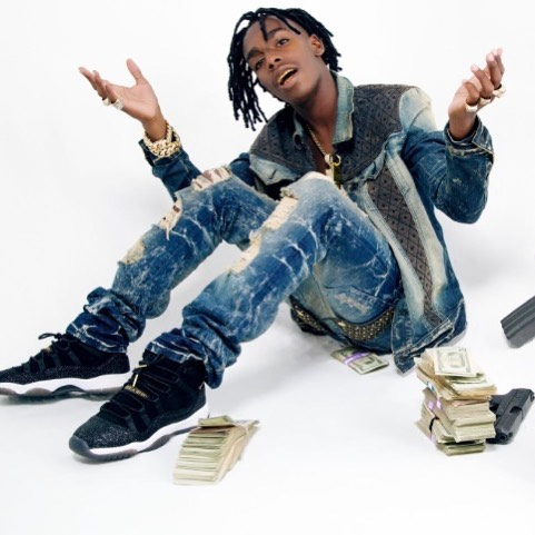 ynw floss - US rapper charged with double murder