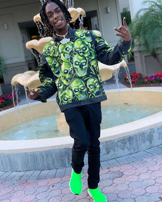 ynw melly - US rapper charged with double murder