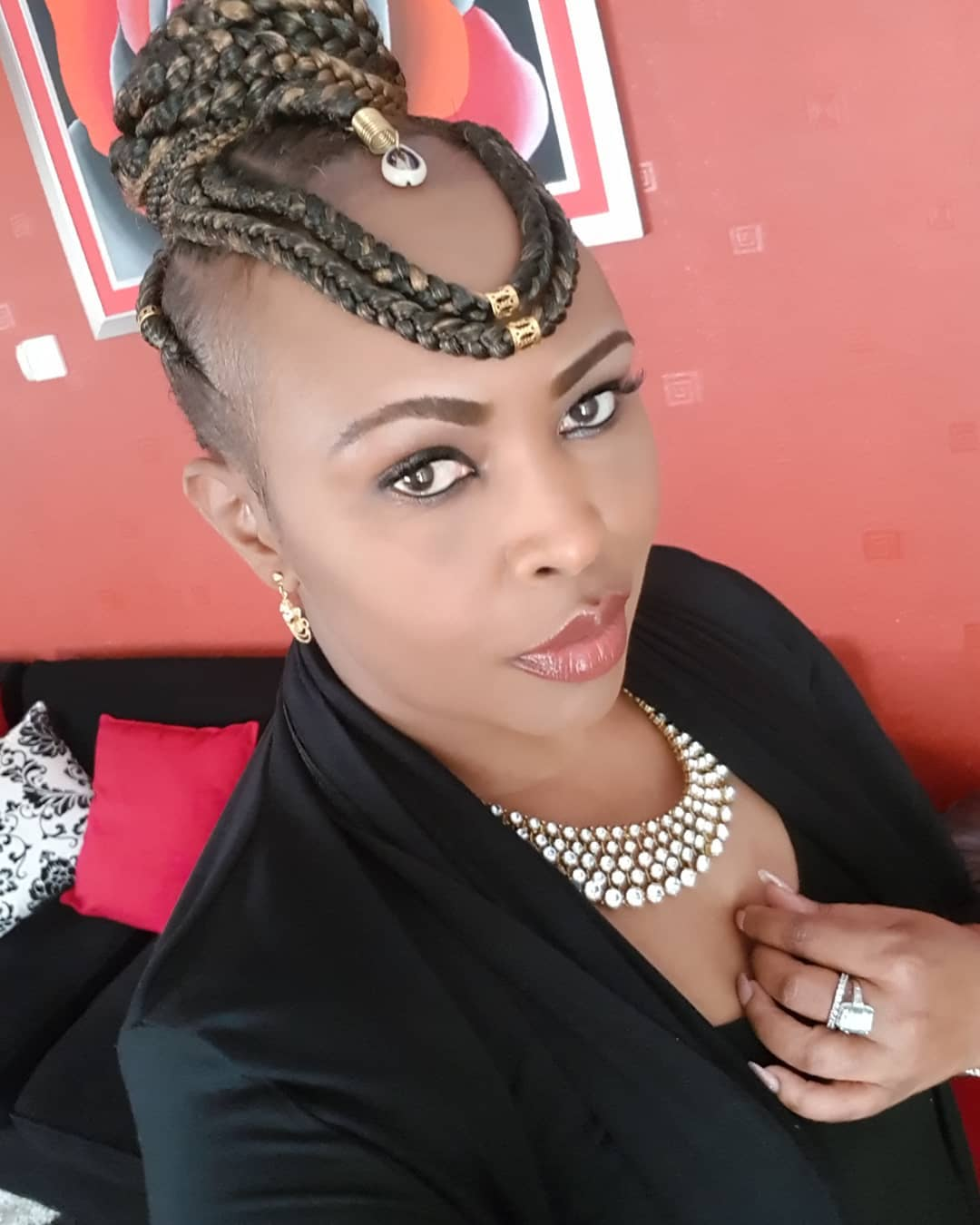 43447314 571738619944689 3261991971542461443 n - 'My home is off limits', Caroline Mutoko speaks on protecting her private life