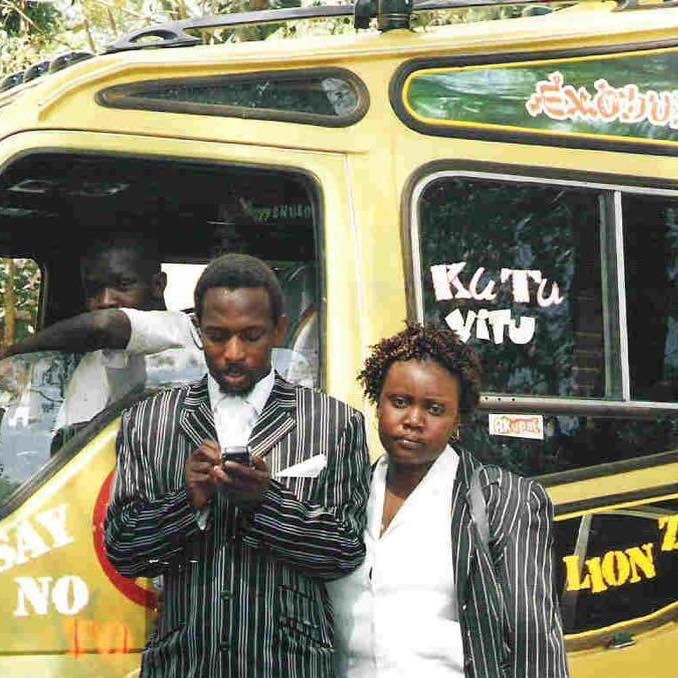 50501290 2205357382835931 2670056360468545536 n - Mike Sonko reveals scary moment Flying Squad shot at his wife and kids